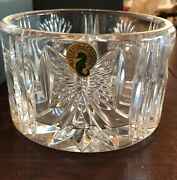 Waterford Crystal Millenium Champagne Bottle Coaster