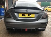 Private Plate H4lno Hal No Hell No Harry Harrison Halford Hall Etc...