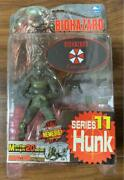 Resident Evil Biohazard Hunk Real Shock Action Figure Series11 Moby Dick