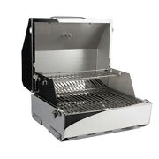 Kuuma Products 58155 Elite 216 Gas Grill 216 Cooking Surface Stainless Steel