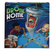 Playmonster Drone Home Game - Race To Launch Your Aliens
