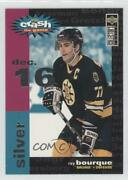 1995-96 Collectorand039s Choice Crash The Game Redemption Silver Ray Bourque Dec 16