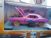 M2 1969 69 Chevy Camaro Z/28 Rs Super Chase 1 Of 108 Made 1/64 Diecast Pink Gold