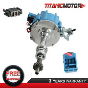 Distributor For Ford 400 429 460 Cleveland 351c 351m 7500rpm Replaces 1046013