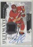 2017 Ultimate Collection Signature Performers Jersey /75 Jarome Iginla Auto Hof