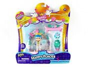 Shopkins Royal Trends Happy Places Charming Wedding Arch/ Set