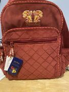Nwt Vera Bradley Harry Potter Gryffindor Campus Backpack Limited Edition 2020
