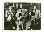 Lone Wolf In London-1947-8x10 Promo Still-gerald Mohr-paul Fung-action- Vg/fn