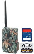 Browning Defender Wireless Scout Pro Atandt Cellular Camera 2020 W/64gb Sd Card