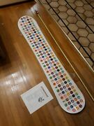 Mario And Sonic Limited Olympic Winter Games Full Size Pro Grade Snowboard Sega