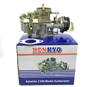 Autolite 1100 1 Barrel Carburetor And03963-and03969 Mustang Straight 6 170 200 Ci Engine