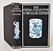 1913 Antique English Porcelain China Collector Guide Hc Vgc Ceramic Marks