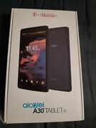 Alcatel A30 Tablet | 8 Inches | T - Mobile | 16gb | New