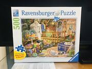 Ravensburger The Attic Jigsaw Puzzle 500 Large Piece Format. Mint. A+seller