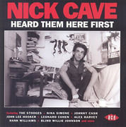 Various Artists-nick Cave Heard Them Here First Cd New