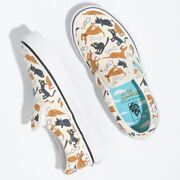X The Simpsons Kids Classic Slip On Yk Family Pets Junior Shoes Vn0a4but0je