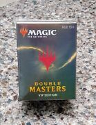 Double Masters Vip Edition Booster Pack Magic Mtg English In Hand Ships Now