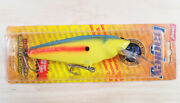 Bagley Msd-ss9 Fishing Lure Vintage Collectible Monster Shad Small Fry