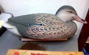 Greenhead Duck Decoy, 2003, Weighted Bottom, No String, Used, Fun Collectible