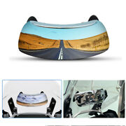 Motorcycle 180degree Safety Rear View Mirror Blind Spot Mirrors Rearview Mirrors