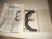Lipton Marine Tension Meter Mark Ii Complete With Box And Instructions