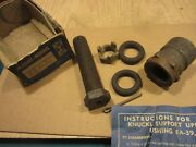 1941 - 1956 Chrysler Desoto Dodge Outer Knuckle Support Pin Kit Mcquay Norris