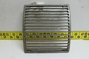 New Old Replacement Stock Side Piece Grille 1939 Oldsmobile 646