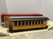 Lgb G Scale 3080 Dandrgw Old West Coach In Ob.