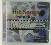 Hit Songs From The Movies Volume 3 Cd 2002 A41 Film Soundtrack Songs