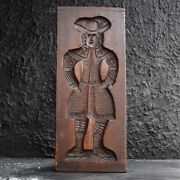 Rare Oversized 19th Century Gingerbread Mould