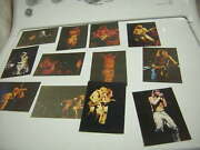 Def Leppard Unpublished Photos Hysteria Era Nj 9/22/1987 Original Lot Of 33