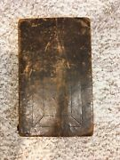 1824 New Testament Bible - For American Bible Society New York. A. Chandler