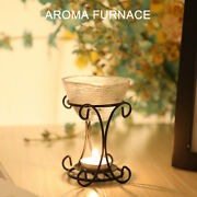 Essential Oil Aromatherapy Aroma Furnace Incense Indoor Candle Vintage Burning