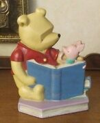 Midwest Of Cannon Falls Cast Iron Winnie The Pooh And Piglet Door Stopper