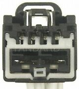 Blower Resistor Connector Standard Motor Products S1702
