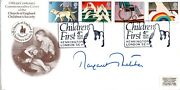 Margaret Thatcher Hand Signed First Day Cover Ex Prime Minister Autograph