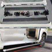 Deployable Fits For Land Cruiser 2008-2020 Running Board Side Step Nerf Bar