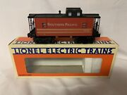 ✅custom Lionel Southern Pacific Daylight Lighted Caboose For Diesel Steam Engine