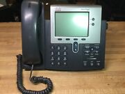 Mix Lot Of Qty 24 Cisco 7940 7941 7942 Telephone Used, Condition W/ Stands