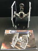 Lego Star Wars 9492 Tie Fighter 100 Complete, No Box, All Figures Canadian