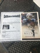 Payton Manning Autograph Invite Only Event/outing Authentic