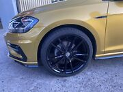 4x Brand New Pretoria Style Golf R 19 And New Falken Fk510 Tyres For Vw Caddy