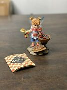Enesco My Little Kitchen Fairies 2008 Father's Day Cookout Fairie Fairy - No Box
