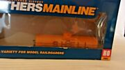 Ho Scale Walthers 36' 10,000 Gallon Tank Car Shell 1300 Yellow
