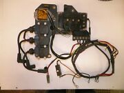 1992 Force 70hp Outboard Coils Rectifier Switch Box And Harness 9192939495