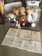 Precious Moments Collection, Dolls, Figures, Ornaments And Books