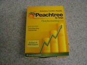 Peachtree By Sage First Accounting 2009 Software - Open Box