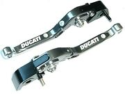 Ducati Panigale V2 2020-2021 Brake And Clutch Levers Set Folding Road Track Race