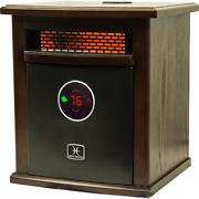 Heat Storm Logan Deluxe Infrared Heater With Bluetooth