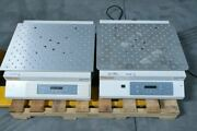 Lot Of 2x Thermo Forma 416 Variable Speed Orbital Plate Shakers